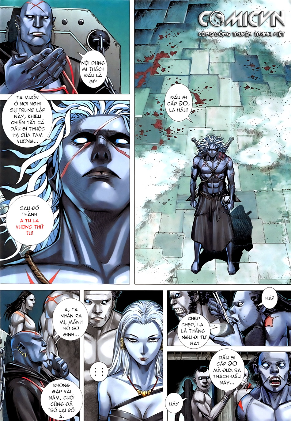 Tây Du chap 56 page 28 - IZTruyenTranh.com