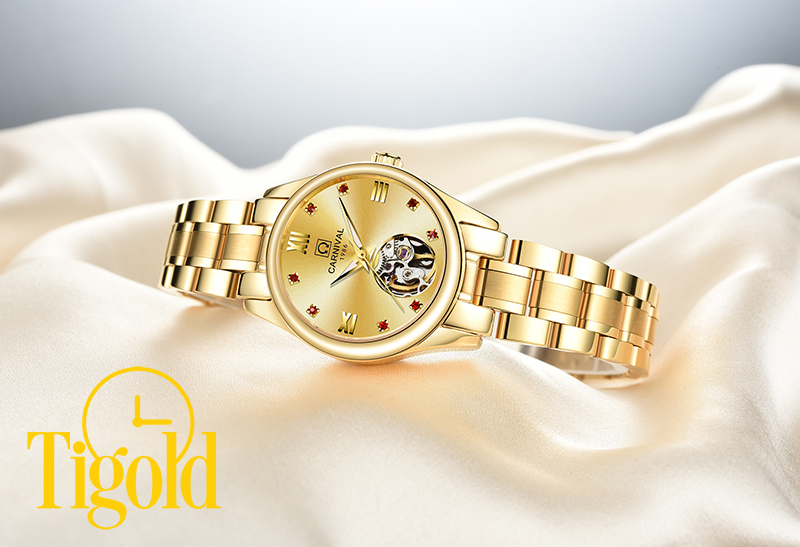 bán đồng hồ nữ carnival chính hãng
