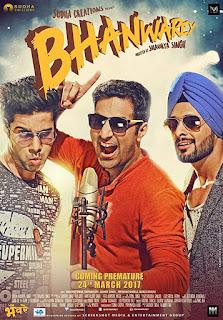 Bhanwarey 2017 Hindi Movie 480p DVDRip[300MB]