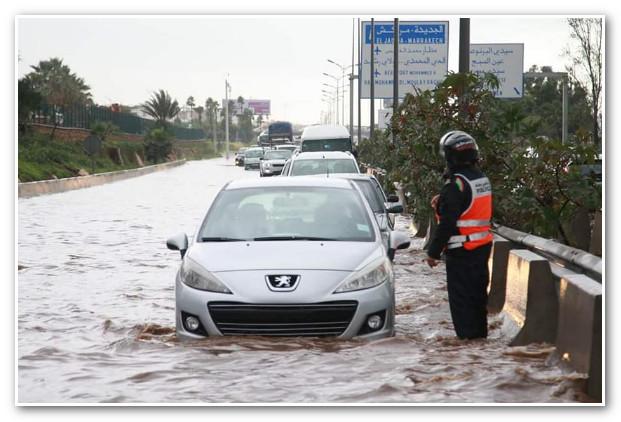 هذه مقاييس الأمطار المسجلة بمختلف مدن المملكة !