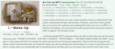 Are You an NPC