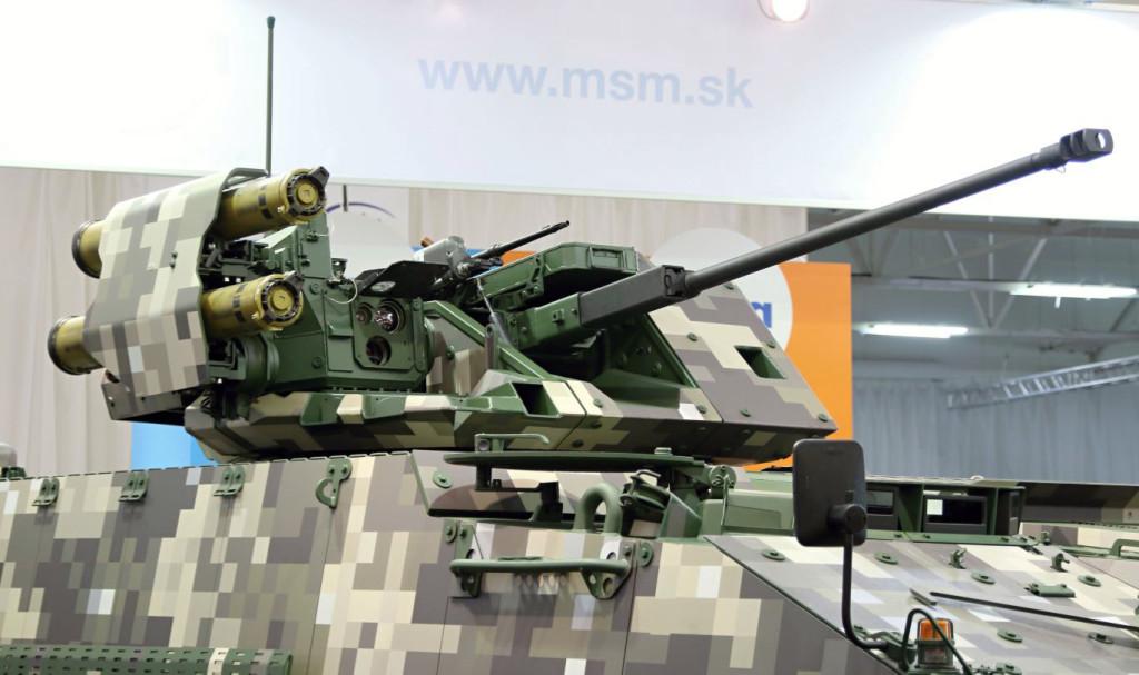 бойовий модуль TURRA 30