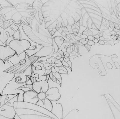 Novidade Johanna Basford - Magical Jungle - livro de colorir Selva Mágica - livro de colorir - magical jungle - selva mágica - selva magica - johanna - johanna basford - novo livro de colorir - novo livro da johanna basford - saia rasgada - novidade - resenha - livro interativo - jardim secreto - floresta mágica - floresta magica - oceano perdido