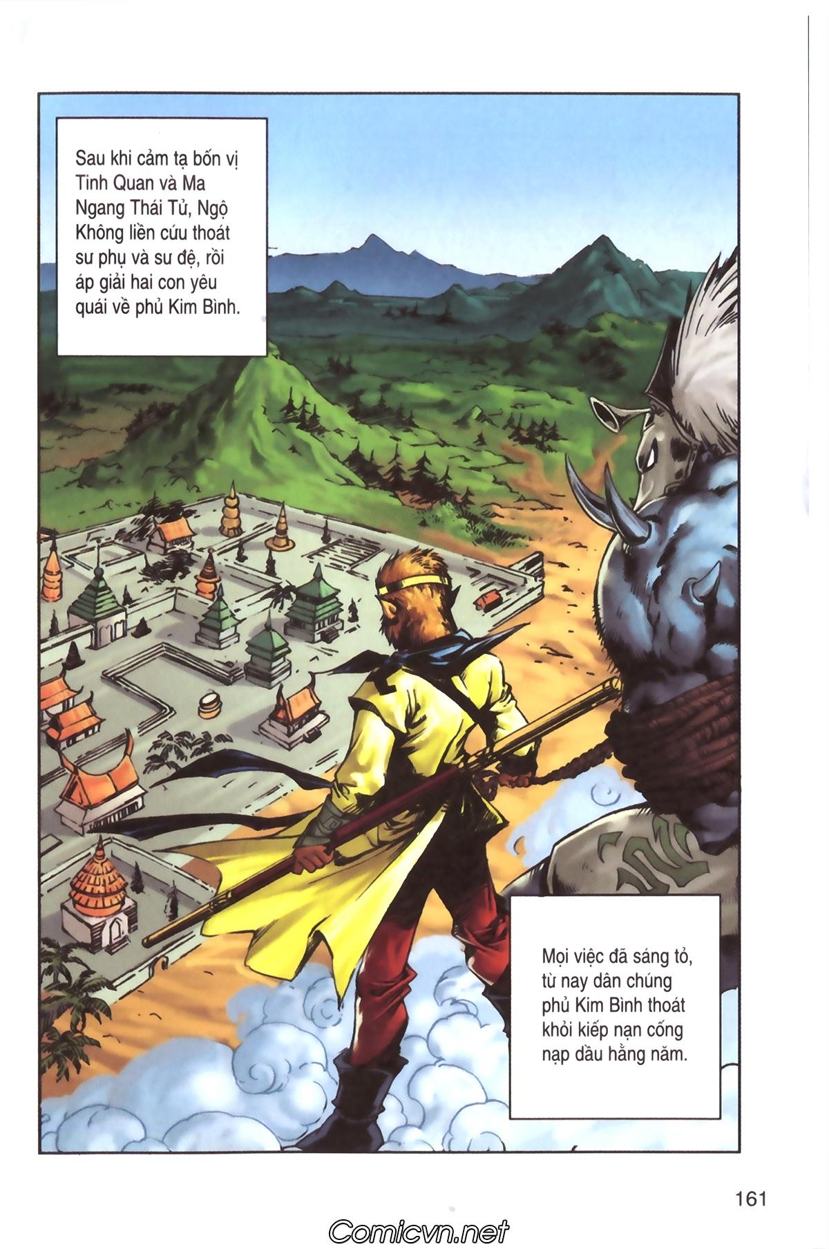 Tây Du Ký màu - Chapter 128 - Pic 20