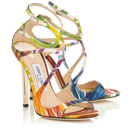 Jimmy Choo Latest shoes