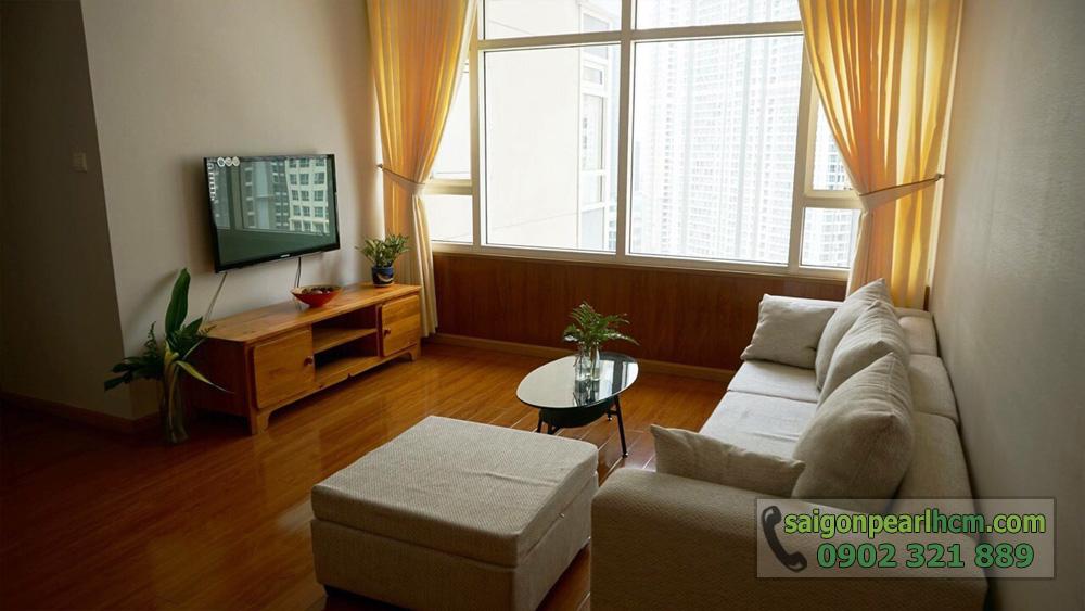 Bán căn hộ Saigon Pearl 2 phòng ngủ 89m2
