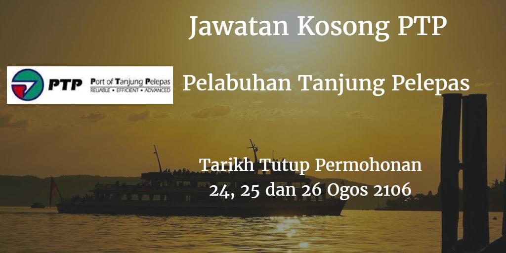 Jawatan Kosong PTP 24, 25 dan 26 Ogos 2016