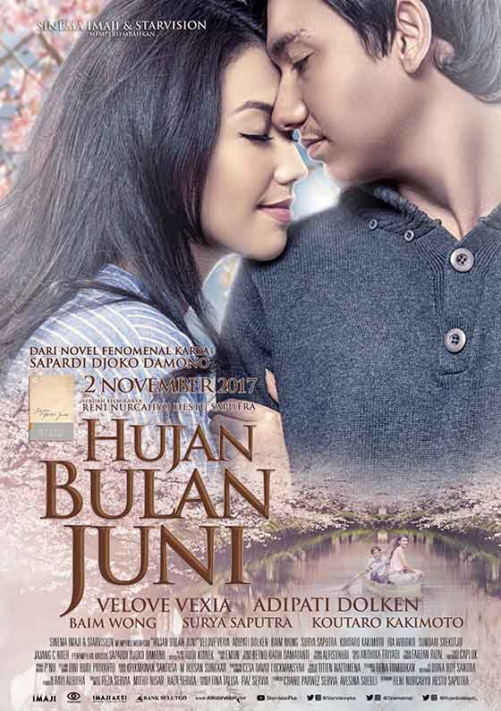 Nonton Hujan Bulan Juni Download  Full Movie (2017)