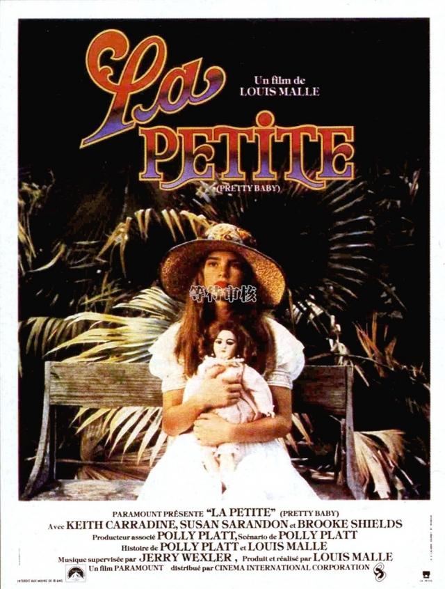 Cô Bé Xinh Đẹp - Pretty Baby (1978)