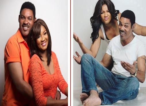 Movie Diva Omotola & Husband Celebrate 23rd Wedding Anniversary