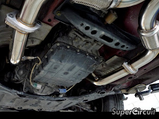 SUPERCIRCUIT Exhaust Pro Shop: 2011