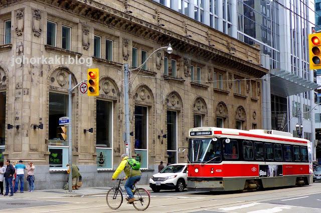 Toronto-Streetcars