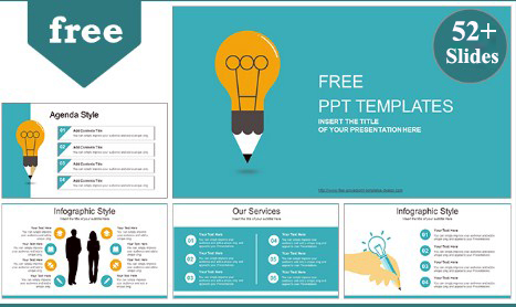 52 Latest Cool Animated Powerpoint Templates Free Premium Download