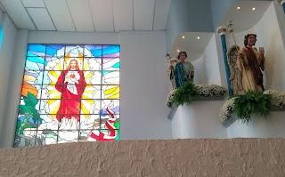 santuário basílica do divino pai eterno