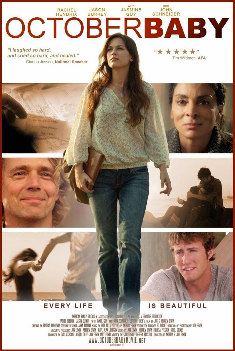October Baby (2011) ταινιες online seires xrysoi greek subs