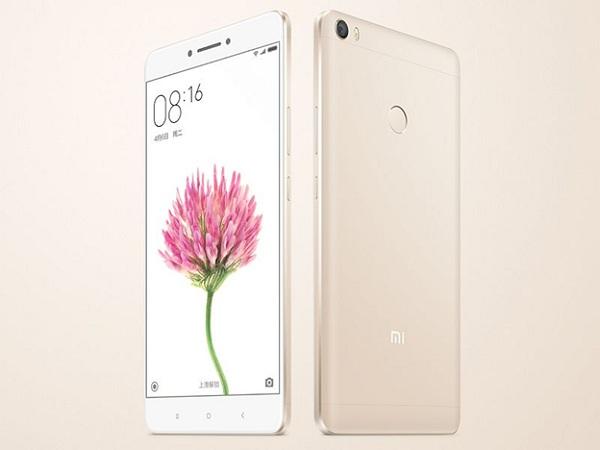 Xiaomi Mi Max được đánh giá cao về kiểu dáng