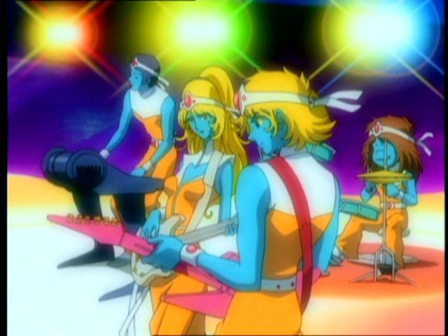 Aerodynamic Interstellar Band