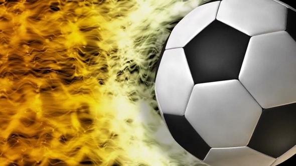 لقطات للمونتاج | خلفية كرة قدم