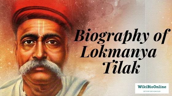 Lokmanya Tilak Biography, Wiki, Bio, BOB, Death, Photos