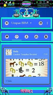 BBM MOD Tema Extra Plus-plus 3.0.1.25 fix bug Terbaru