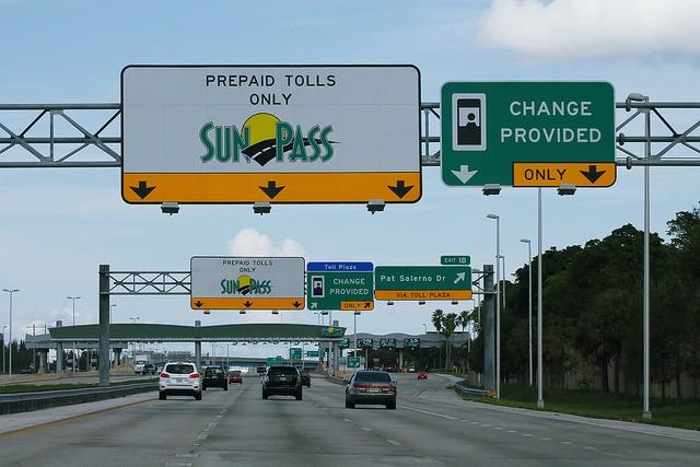 Sunpass, pedágios e pistas expressas em Orlando   Dicas da Flórida ... aaaa7205c7