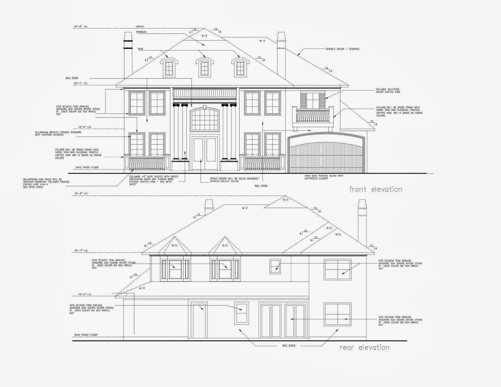 Autocad Construction Drawings Autocad Drawings