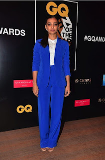 Radhika Apte at GQ Men of the Year Awards 2016