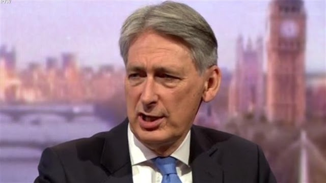 British finance minister Philip Hammond slammed for claiming UK has no unemployed people