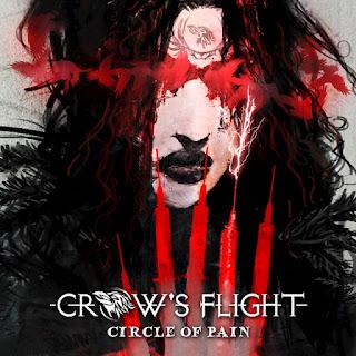 """Το single των Crow's Flight """"Circle of Pain"""""""