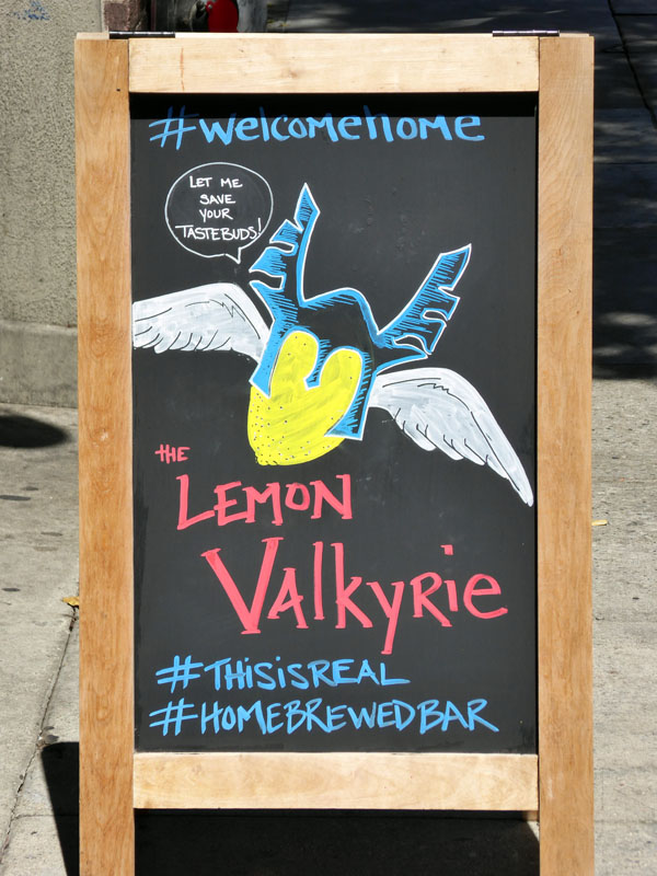 Musical terms in the marketplace - Lemon Valkyrie