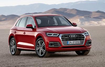 Ενδεικτικός τιμοκατάλογος μοντέλων Audi