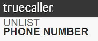 Remove your Number From True Caller