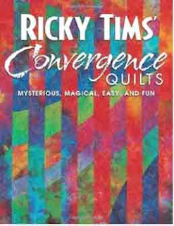 Convergence Quilts by Ricky Tims