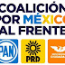 Anuncia la Coalición Por México al Frente triunfo en Yucatán y la Ciudad de México