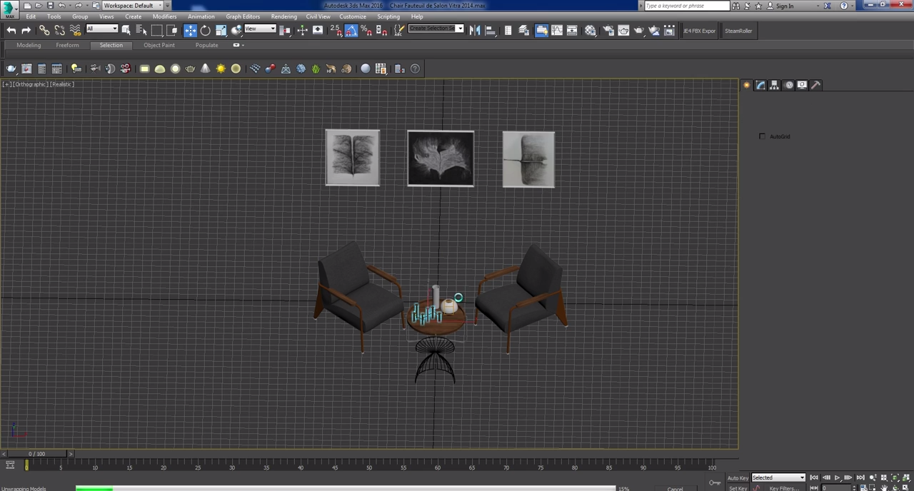 Creating an Unreal Engine Scene from 3ds Max - Free Download source