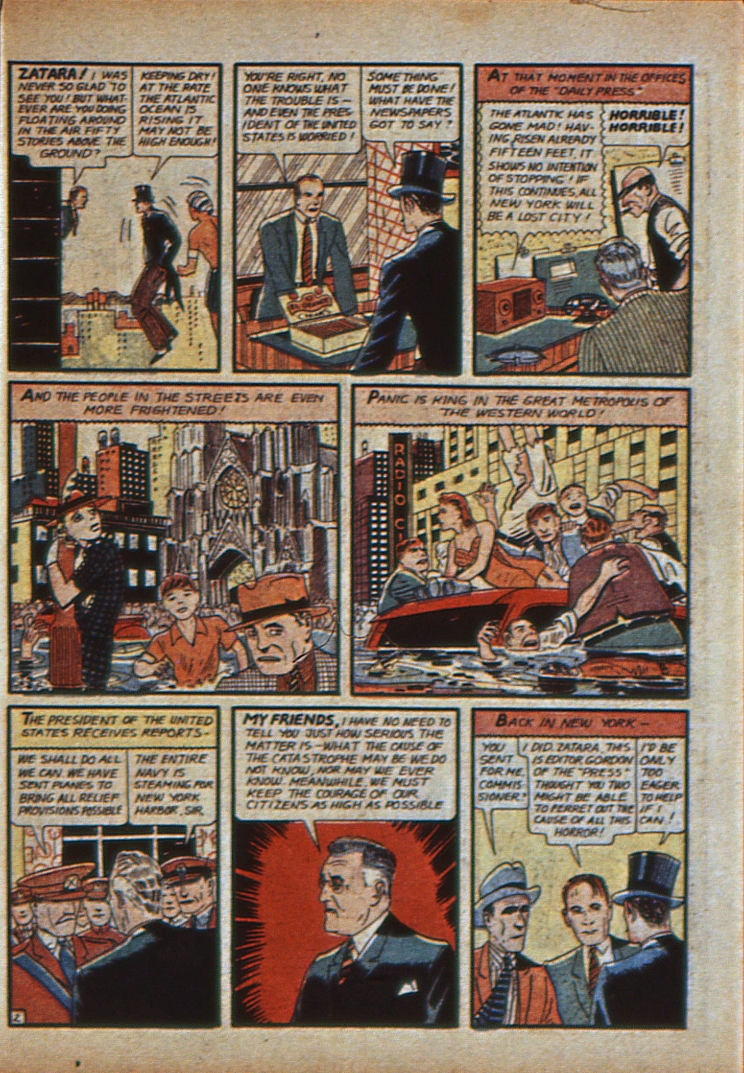 Read online Action Comics (1938) comic -  Issue #15 - 58