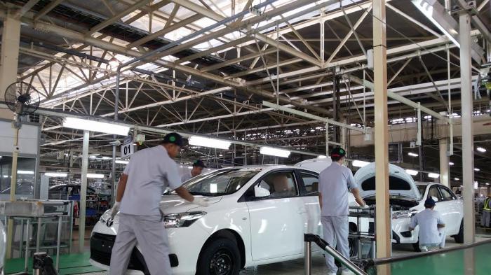 Lowongan Kerja PT.Toyota-Astra Motor (TAM)