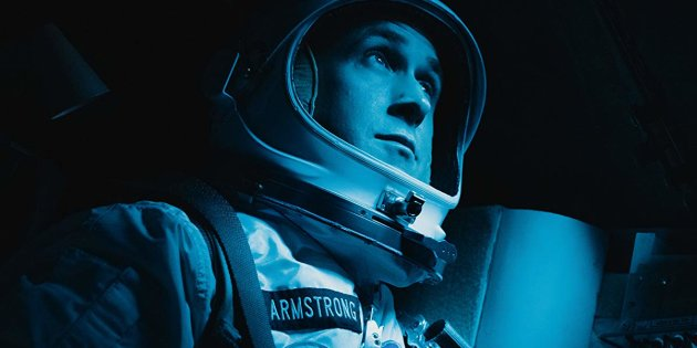 Projected Film: First Man Review - Out of This World