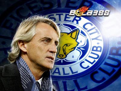 Situs Agen Bola Terlengkap - Gantikan Ranieri di Leicester, Mancini Segera Kembali ke Liga Premier Inggris