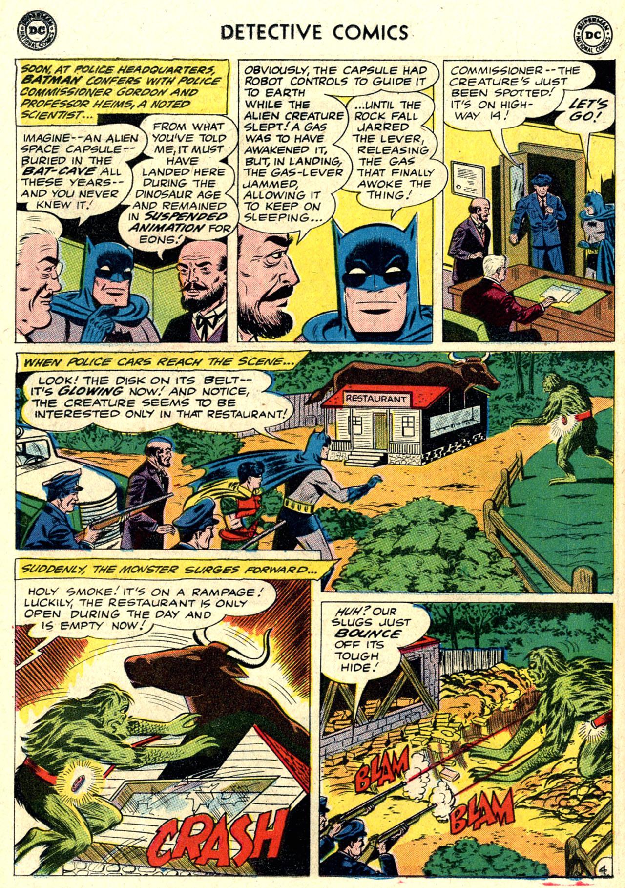 Detective Comics (1937) 291 Page 5