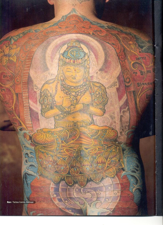 Buddha tattoos ~ Buddha