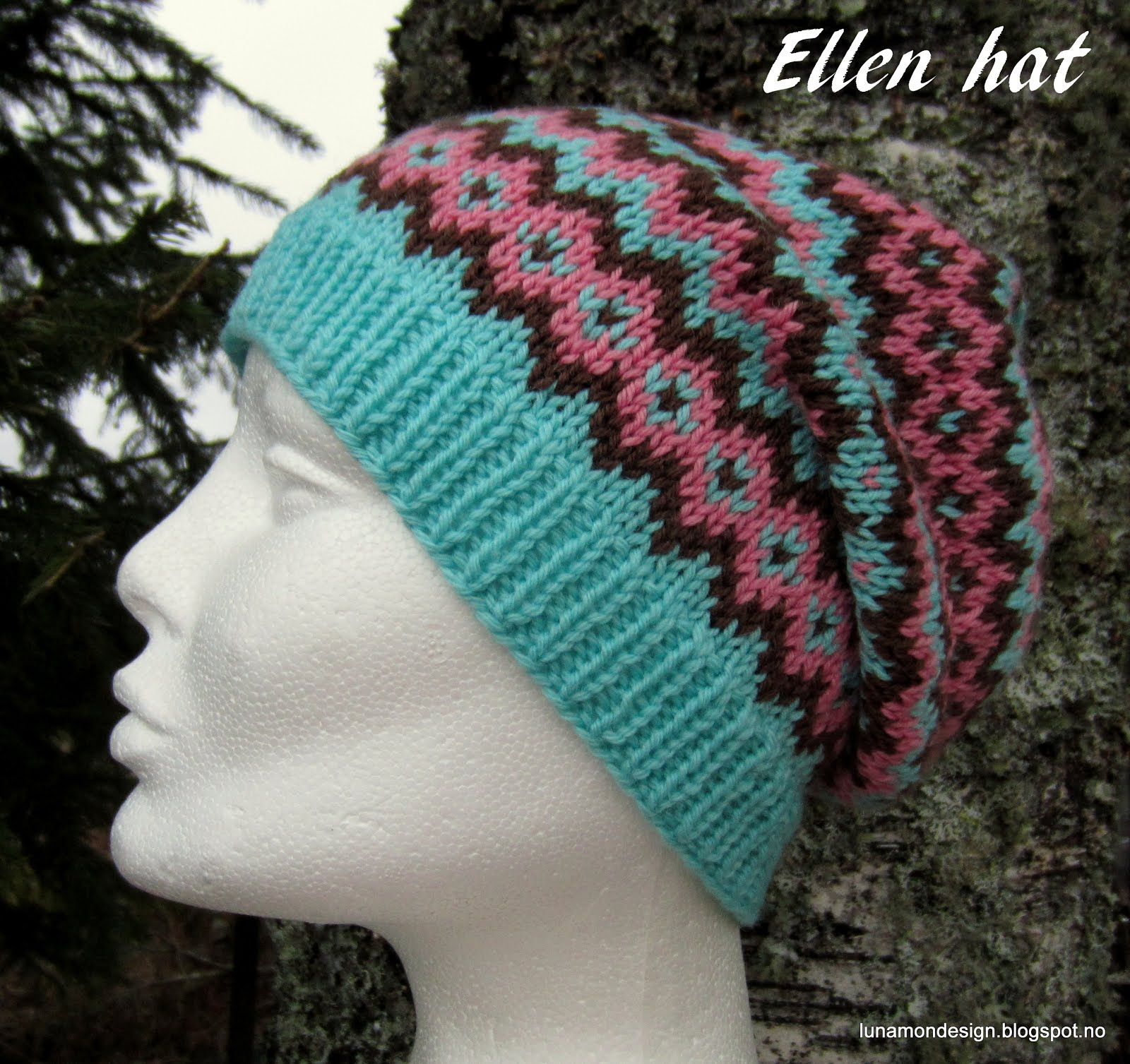 Ellen Hat By Lunamon Design