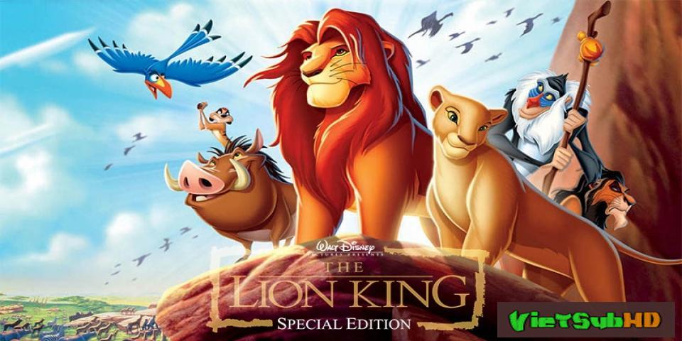 Phim Vua Sư Tử VietSub HD | The Lion King 1994