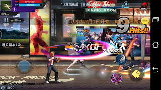 Download KOF ( King Of Fighter ) v1.22 Apk Android