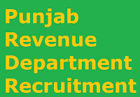 Punjab Revenue Department Recruitment