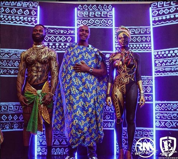 Yemi-Alade-Black-Panther-Wakanda-themed-Birthday-Party-6