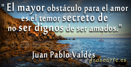 Citas de amor, Juan Pablo Valdés