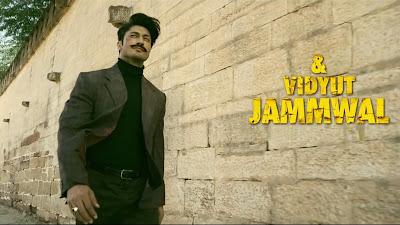 Vidyut Jammwal HD Wallpaper