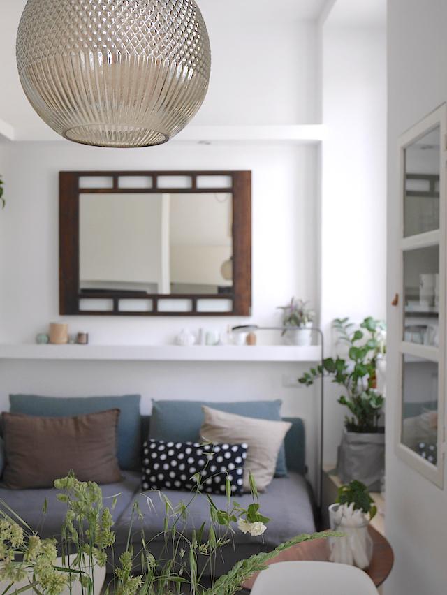 Appunti di casa charming glass lamp by bloomingville - Appunti di casa ...