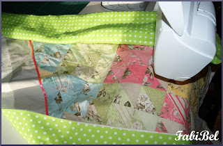 how to quilt without pins